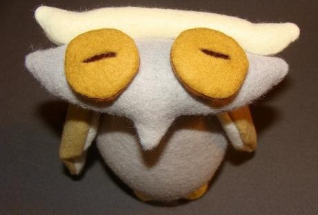 Owl Top view copy